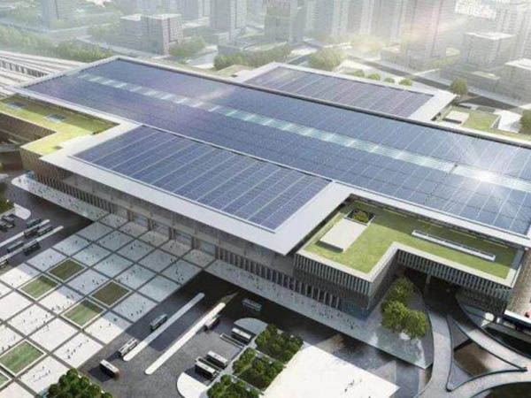 亚洲最大火车站-北京丰台站