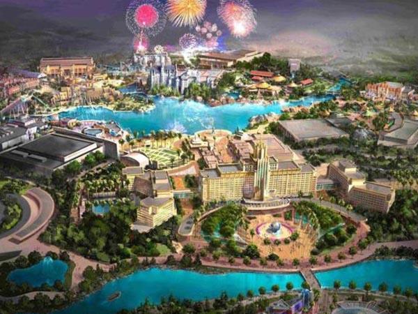 北京环球国际影城